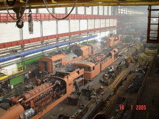120-летие отметил Уссурийский локомотиворемонтный завод