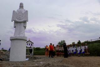 торжественное открытие статуи «Порт – Артурской»  Божьей Матери состоялось в УГО
