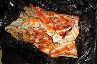 Уссурийские таможенники задержали деликатес