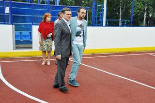 Семь спортивных площадок построят в этом году в Уссурийске