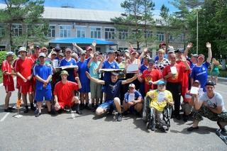 Олимпийский день для лиц с ментальной инвалидностью прошел в Уссурийске