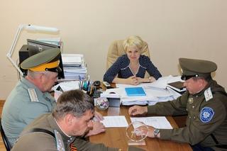 Казачьи патрули могут вскоре появиться в Уссурийске