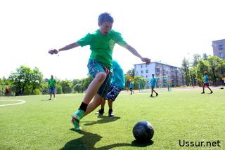 Сахпоселок разгромил Зенит - очередные игры по футболу прошли в Уссурийске (ФОТО)