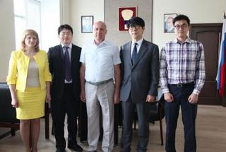 Бизнесмены из Сеула проявляют интерес к Уссурийску