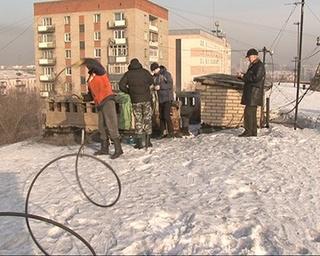 Должники платят 3 тысячи рублей за подключение к канализации