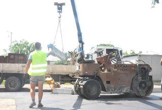 В Уссурийске продолжается реализация программы реконструкции и ремонта дорог и тротуаров