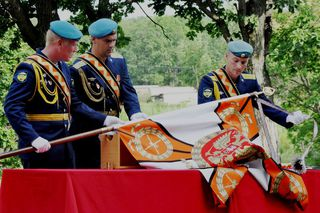 83 ОДШБр в Уссурийске присвоили почётное наименование «Гвардейская»