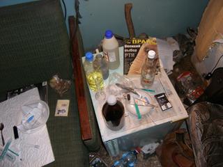 Наркопритоны ликвидированы в Уссурийске