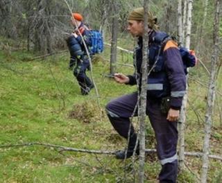 Спасатели вынесли из леса пострадавшего жителя Уссурийска