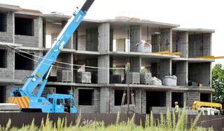 Новый микрорайон активно строится в Уссурийске