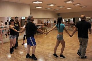 Мастер-классы по русским обрядовым танцам открылись в Уссурийске