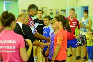Спортсмены Уссурийска стали победителями Дальневосточного турнира по настольному теннису