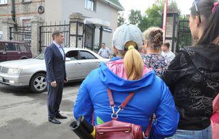 Волонтёры Уссурийска помогают жителям сёл, пострадавшим от тайфуна «Гони»