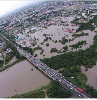 Режим чрезвычайной ситуации снят в Уссурийском городском округе