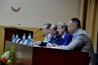 В рамках Дня поля-2015 в Уссурийске состоялся семинар и сельскохозяйственная выставка