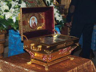 Мощи князя Владимира сегодня прибыли в Уссурийск