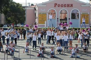 Более 3 тысяч человек посетили фестиваль спорта в Уссурийске