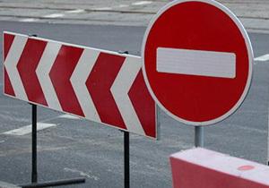 В Уссурийске будет перекрыто дорожное движение