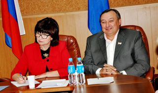 Уполномоченный по защите прав предпринимателей по Приморскому краю провела выездной приём граждан в администрации УГО