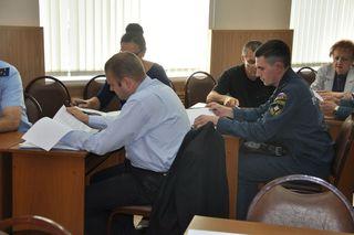 Внеочередное заседание антитеррористической комиссии состоялось в администрации УГО