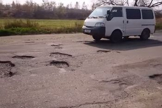 Видеоролик о состоянии дороги Уссурийск-Новошахтинск в Приморье набирает популярность