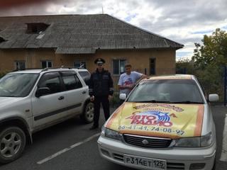 В ближайшие дни Уссурийск присоединится к акции ГИБДД «Проверка на дорогах»