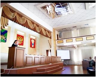Обучение специалистов, работающих с инвалидами, состоялось в администрации УГО