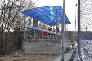 В трех селах УГО до конца года появятся новые универсальные спортивные площадки