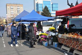Ассортимент продовольственной ярмарки в Уссурийске с ноября будет расширен