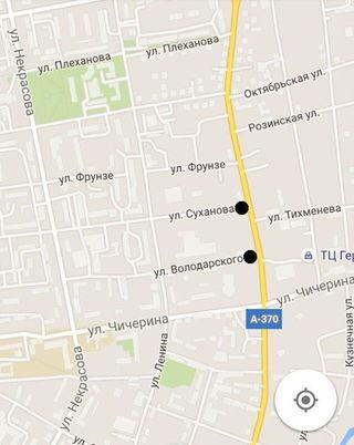 Жители Уссурийска могут высказаться о решении ввести одностороннее движение на ул. Суханова и Володарского