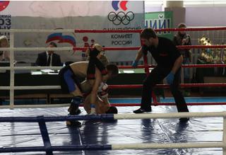 Чемпионат и первенство по смешанному боевому единоборству ММА провели в Уссурийске