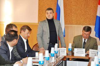 Первое заседание Общественной палаты состоялось сегодня в Уссурийске