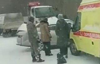 Авария под Уссурийском унесла жизни двух человек