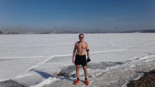 Приморский спортсмен-морж пробежит 100-километровый ультрамарафон Владивосток-Уссурийск
