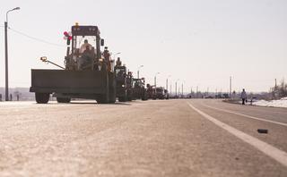 В Приморье достраивают обновлённую трассу в Китай и открывают понтонный мост