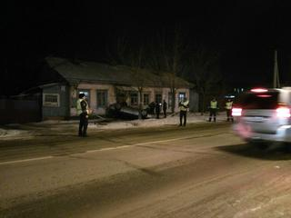 ДТП с участием нетрезвого водителя произошло в Уссурийске
