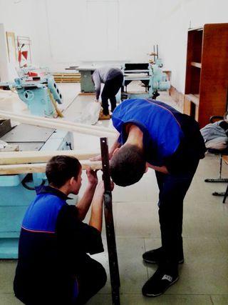 Ежегодный конкурс профессионального мастерства «Лучший плотник» прошёл в Уссурийске