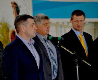 Открытие Всероссийского турнира по греко-римской борьбе прошло в Уссурийске
