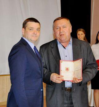 Глава администрации Уссурийска поздравил тружеников сельского хозяйства