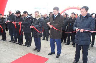 Российско-китайская сельскохозяйственная выставка-ярмарка открылась в Уссурийске
