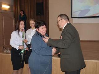 «Серебряный» юбилей ПФР отметили в Уссурийске