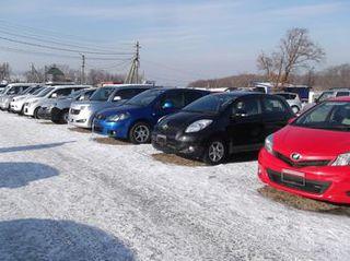 Авторынок Уссурийска: «свежий» привоз есть