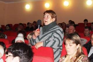 Глава администрации Уссурийска встретился с жителями с. Воздвиженка