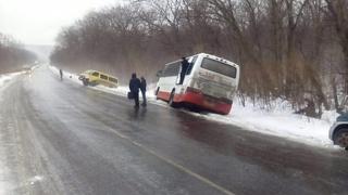 Предупреждение! Уссурийским водителям воздержаться от поездок в отдаленные районы края