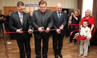В Уссурийске появился новый спортивный зал
