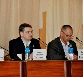 Глава администрации УГО провёл встречу с жителями Кондратеновской территории