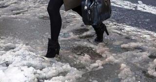 Очередной циклон принесет мокрый снег и гололедицу в Уссурийск