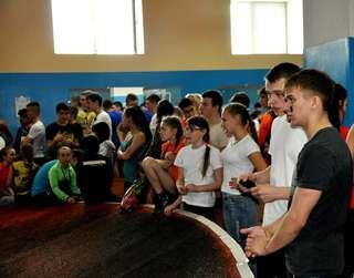 Уссурийцы приняли участие в Фестивале Всероссийского физкультурно-спортивного комплекса