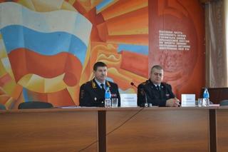 Жители села Новоникольск положительно оценили деятельность участковых уполномоченных полиции