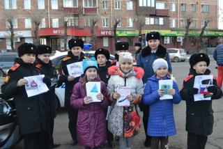 В Уссурийске сотрудники ГИБДД провели профилактическую акцию «Каникулы»